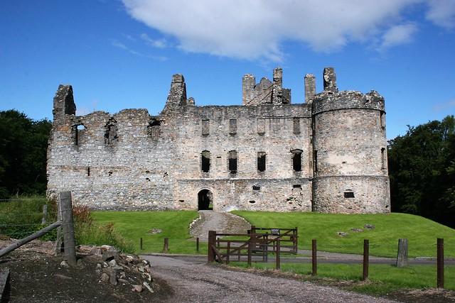 Balvenie Castle - Dufftown