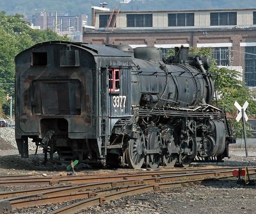 steamlocomotive canadiannationalrailways3377 steamtown scrantonpa