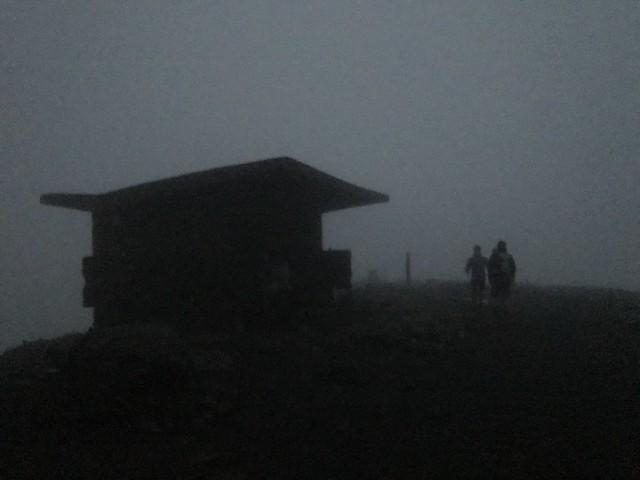 乗鞍岳 大黒岳 避難小屋