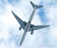 A7-BED Boeing 777-3DZ (ER) Qatar_8150082