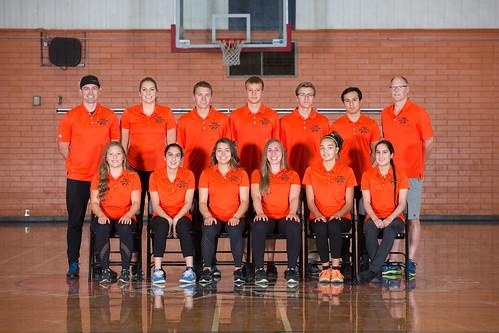 2017-18 Swim team (Snucins)