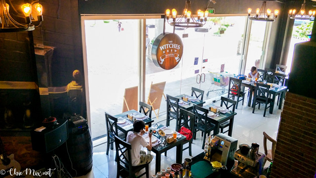 The Witches Brew Diners Manila | Review and First