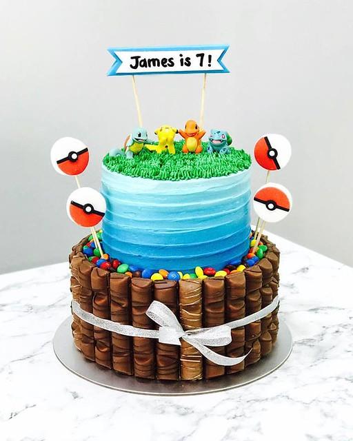 Cake by Goobycakes