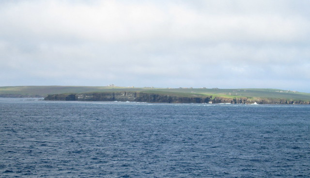 Island of Stroma, Pentland Firth
