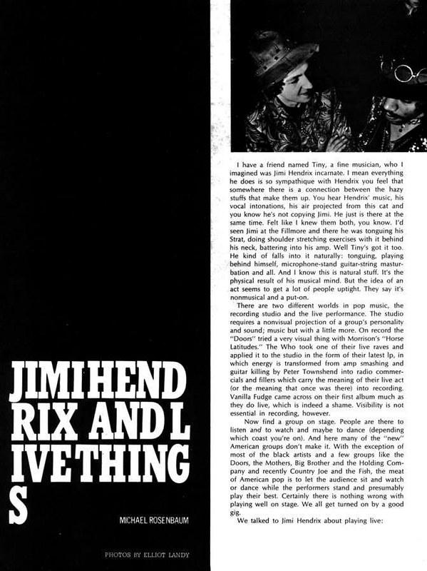 Crawdaddy Magazine May 1968  1