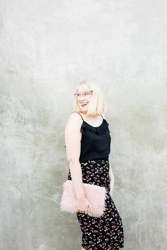austin fashion blog writes like a girl black floral culottes19