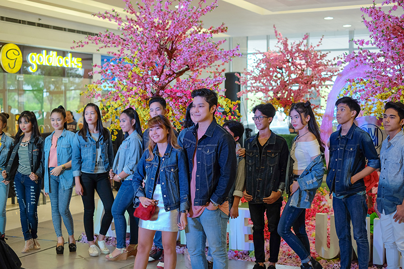 Denim Days At SM City Santa Rosa