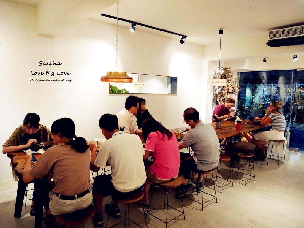台北東區國父紀念館站附近素食餐廳推薦VEGE CREEK 蔬河 (13)