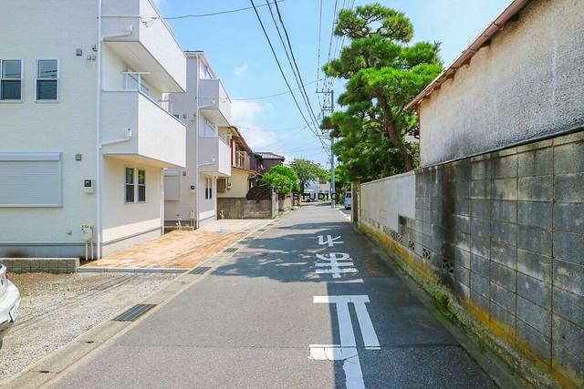 鎌倉市材木座