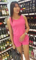 Lost in the wine and beverages department!
