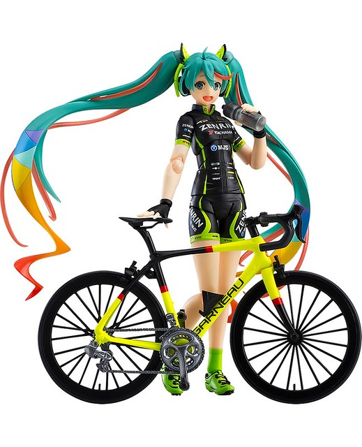 figma 「賽車初音2016 TeamUKYO應援ver.」!レーシングミク2016 TeamUKYO応援 ver.