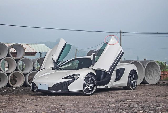 【跑車出租】F1級的超級跑車,麥拉倫650S COUPE在此為您出租服務