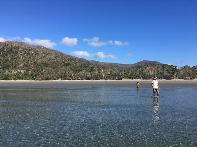 Exploring Genesta Bay...