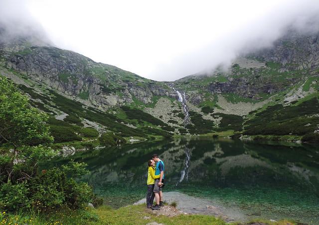 Velicke pleso, High Tatras, Slovakia