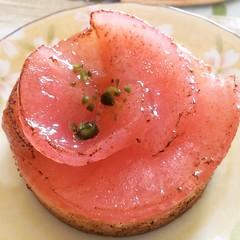 boulangerie un's apple tarte❤︎ #apple #tarte #boulangerieun #boulangerie #osaka #japan #林檎 #タルト #ブーランジェリーアン #大阪