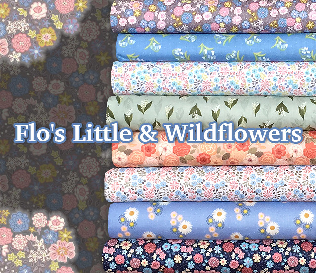 Lewis & Irene Flo's Little & Wildflowers Collection