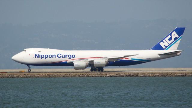 Nippon Cargo Airlines 747 -8 JA-16KZ DSC_0561