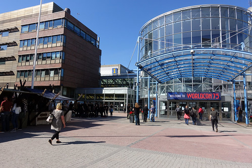 Worldcon 75 at Messukeskus in Helsinki