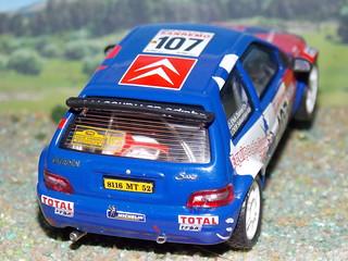 Citroën Saxo Kit Car – San Remo 1999 - IXO