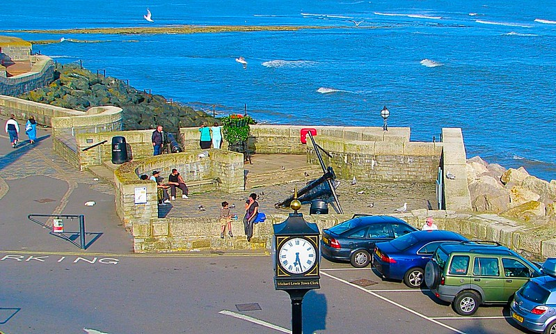 Lyme Regis Jurassic Coast Dorset