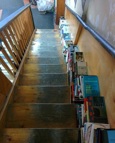 Eliot's Bookshop (10) #toronto #yongestreet #yongeandwellesley #eliotsbookshop #bookstore #usedbooks #books