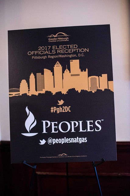 14th Annual Pittsburgh Region / Washington, D.C. Elected Officials Reception