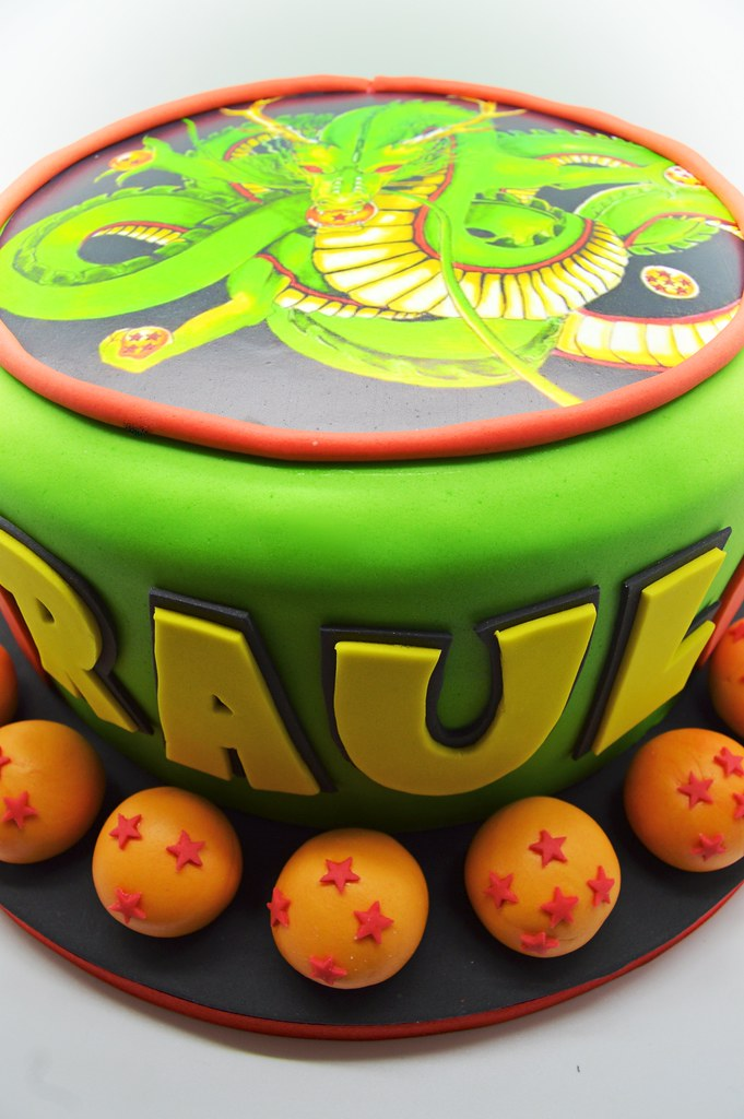 Dragon Ball Z Birthday Cake Patricia Creative Cakes