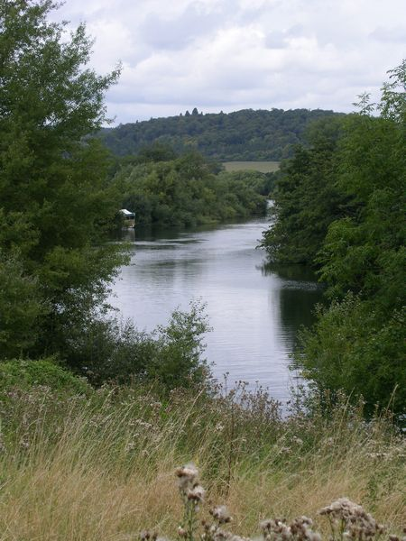 Thames near Aston