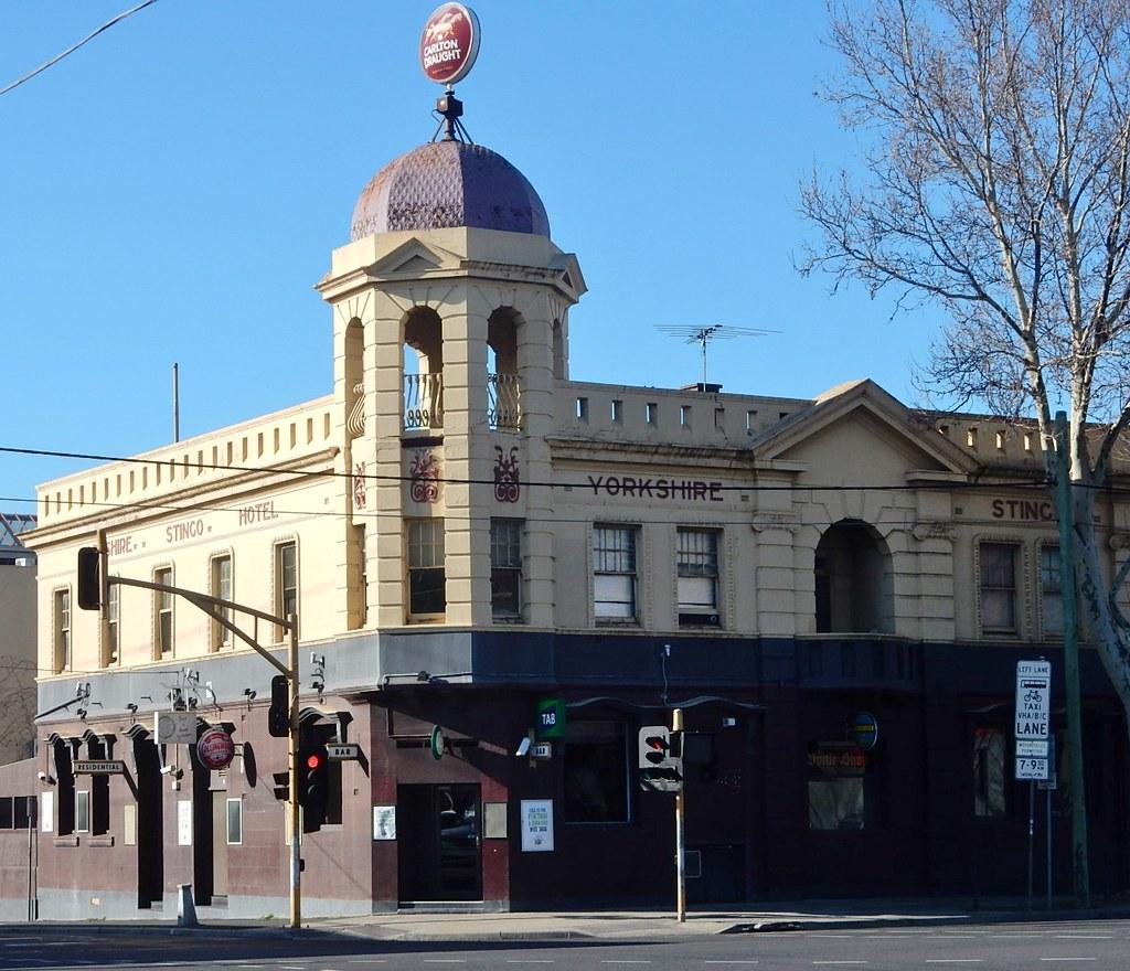 Hotels Near Fitzroy Melbourne
