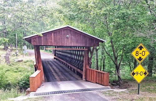 Easley Covered Bridge- Blount County AL (1)
