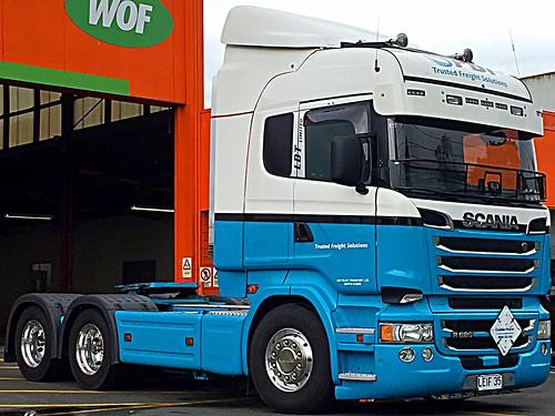 PBT/Leif Blair Transport - 2017 SCANIA R620