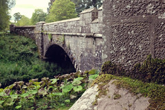 Glamis Castle Bridge