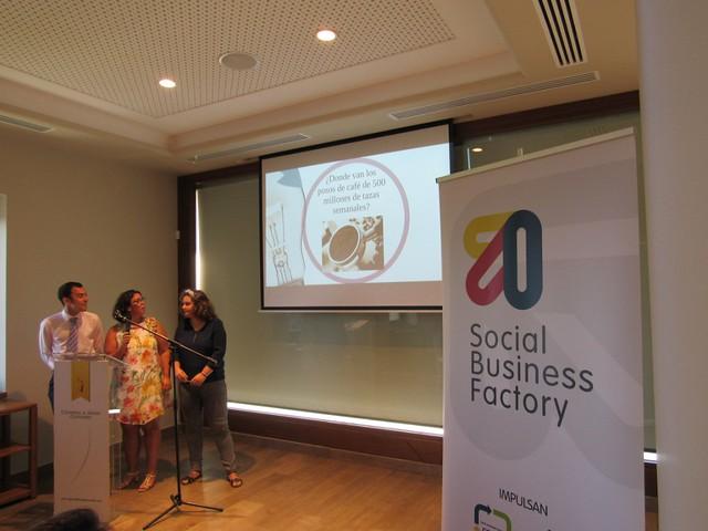 Presentación Social Business Factory (Viernes 22 de septiembre de 2017)