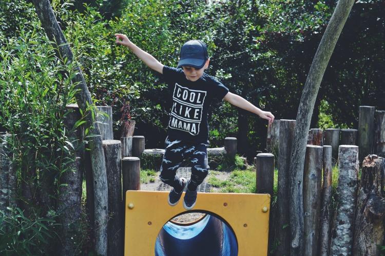 Jump Eden Project