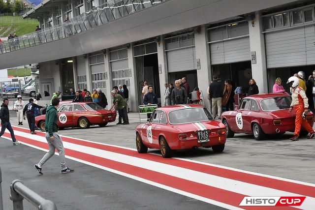 BOSCH Race Spielberg 2017 Alfa Revival Cup