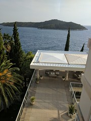Grand Villa Argentina Hotel. Dubrovnik Croatia.