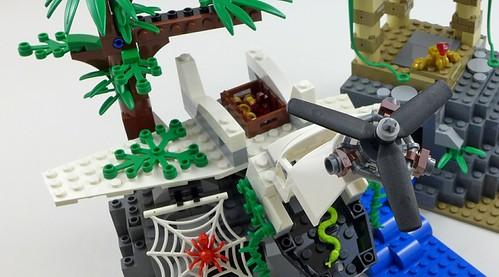 LEGO City Jungle 60161 Jungle Exploration Site 90