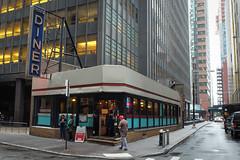 Pearl Diner on Pearl Street