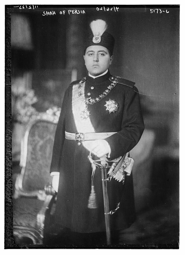 Shah of Persia (LOC)