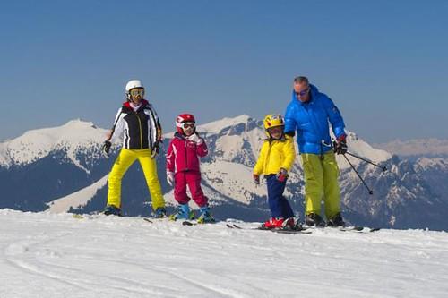 Šestidenní skipas do lyžařské oblasti ALPE CIMBRA (FOLGARIA-LAVARONE) s 40% slevou