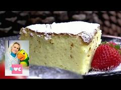 """Cheesecake Japonesa """"apenas 3 ingredientes"""" no 'Mais Voce' 17/03/2017"""