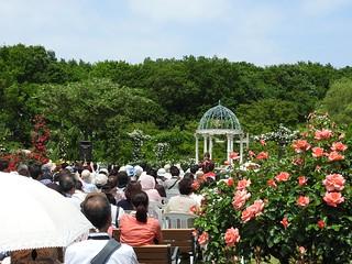 京成バラ園 15 オーボエ・コンサート