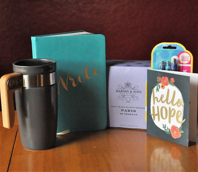 Mug Love Exchange Reveal + $50 Starbucks (or PayPal) Giveaway