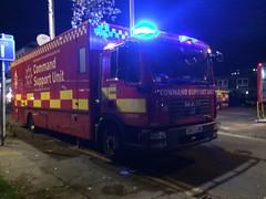 Herts Fire & Rescue CSU