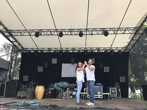 Toros y salsa 2017 - cours de salsa