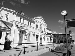 Mora C. station, Sweden