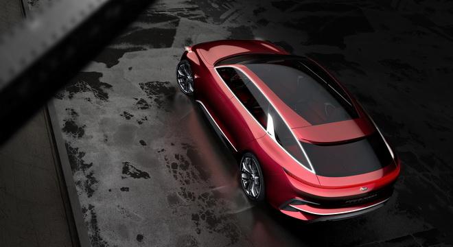 1.KIA Proceed概念車,顛覆世人對掀背車的既定印象。