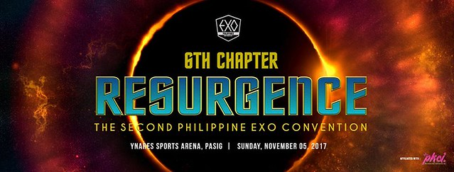 EXO Philippines 6C: THE RESURGENCE – EXO Philippines Second Fan Convention