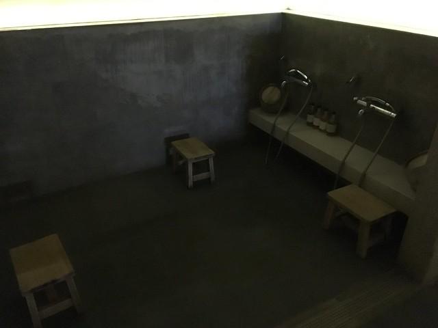 地下室的裸湯,大浴場「澄」@宜蘭捷絲旅礁溪館