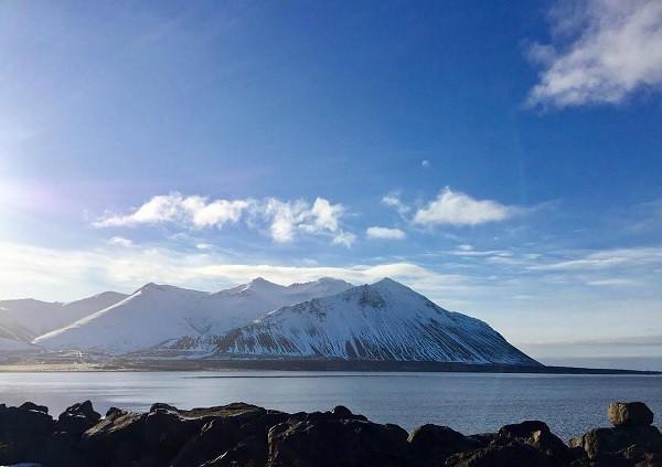Monica Salminen - Islanti